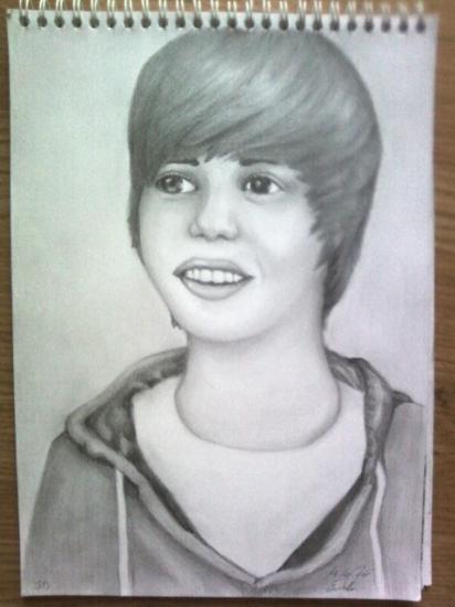 Justin Bieber by maya